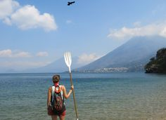 Central America Backpacking - San Pedro la Laguna is a budget friendly backpacker destination in Lake Atitlan Guatemela. Our budget guide includes prices. Sanibel Island, Atitlan Guatemala, Lake Atitlan, Valley Of The Kings, Top Travel Destinations, Poses, Packing Tips For Travel, Packing Hacks, Turismo