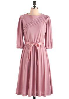 Style - pleats Vintage Pleats as Punch Dress | Mod Retro Vintage Vintage Clothes | ModCloth.com