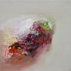 "Saatchi Art Artist Yangyang pan; Painting, ""Clouds Above"" #art"