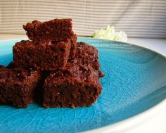 Cucinando e creando: Brownies senza uova, senza latte, senza burro !