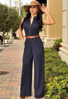 $12.38 Get this blue jumpsuit  »here« !