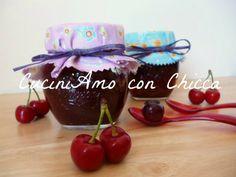 Marmellata di ciliege |CucinIAmo con Chicca