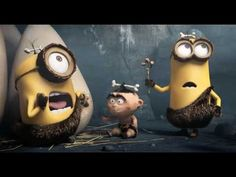 Minions Simple Present Tense Minion Movie, Minions Despicable Me, Minion Halloween, Halloween Movies, Gif Silvester, Simple Present Tense, Der Bus, Dinosaurs, Movies