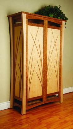 Shoji Cabinet | Popular Woodworking Magazine