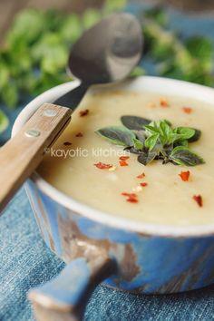 """""""Hashbrown"""" Potato Soup"""