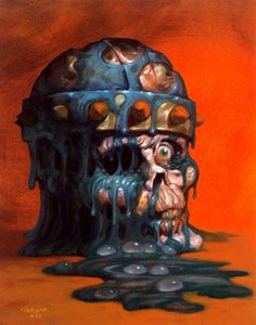 Fantasy - Surrealism - Other Art Art Parkinson, D&d Dungeons And Dragons, High Fantasy, Fantasy Illustration, Fantastic Art, Illustrations And Posters, Skull Art, Dark Art, Art Girl