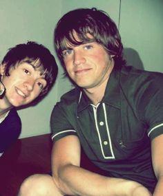 Alex and Jamie