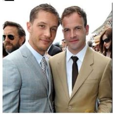 Tom and Jonny Lee Miller