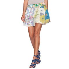 Brizz Skirt Multicolor, $50, now featured on Fab.