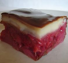 Hungarian Desserts, Hungarian Recipes, Cakes And More, Panna Cotta, Cheesecake, Dessert Recipes, Food And Drink, Cooking Recipes, Pudding