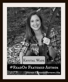 @KrystalWade Author of  Wilde's Fire Wilde's Army Wilde's Meadow Shattered Secrets Charming
