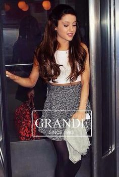 Ariana Grande is perfection