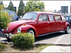 Käfer Stretch-Limousine