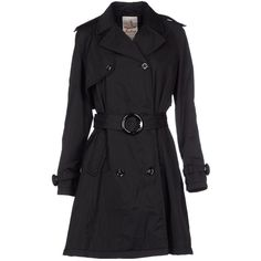 Sealup Coat ($415) ❤ liked on Polyvore