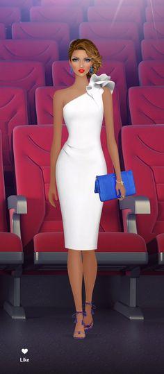Vestidos Day Dresses, Evening Dresses, Short Dresses, Dinner Gowns, Sexy White Dress, Batik Dress, African Attire, Comfortable Fashion, African Fashion
