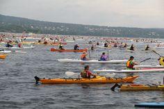 Dalsland Canoe Marathon in Western Sweden!