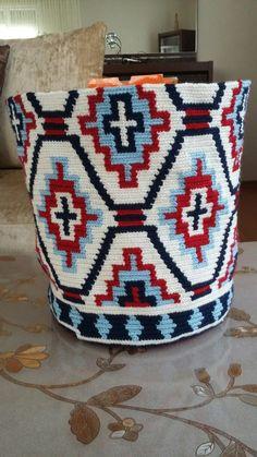 Canta Crochet Tote, Hand Crochet, Knit Crochet, Tapestry Bag, Tapestry Crochet, Knitted Bags, Bracelet Patterns, Headbands, Embroidery