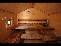 Почти идеальная планировка бани для дачного и деревенского пользования - YouTube