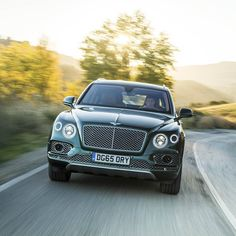 #Bentayga has 48V active roll control  a first for the automotive world  giving both ride comfort on differing surfaces and also unbeatable handling. - photo from @bentleymotors #Bentley #BentleyOrlando #FieldsMotorcarsOrlando #FieldsMCO #Orlando #Florida