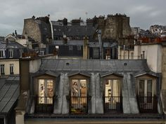 Albert Halaban, Paris views | INSIDEART