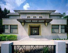 Bruxelles, villa Empain (1930-1935)