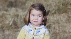 Princess Charlotte celebrates her second birthday