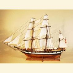 This drawing illustrated the HMS Beagle in which Charles ...