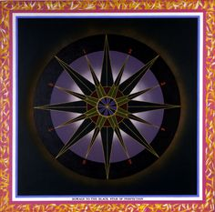Paul Laffoley - Homage to the Black Star of Perfection Human Condition, Black Star, Sacred Geometry, Fine Art, Stars, Pattern, Painting, Mandalas, Patterns