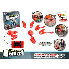 Juguete CHRONO BOMB Precio 38,62€ en IguMagazine #juguetesbaratos