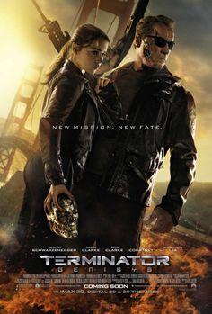 Terminator 5 Genesis (2015) [HDRip 720p] [V.O+S.E] + HD 1080p