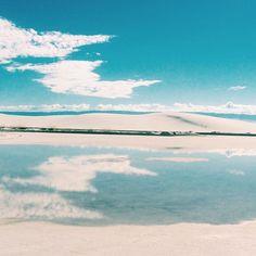 paperfashion Desert oasis. #AdventureInSeptember
