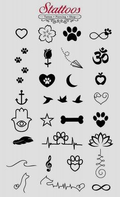 Outstanding tiny tattoos are available on our website. look at this and you wont be sorry you did. Mini Tattoos, Little Tattoos, Small Tattoos, Cool Tattoos, Tatoos, Pretty Tattoos, Sexy Tattoos, Kritzelei Tattoo, Doodle Tattoo