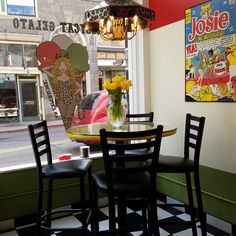 Try PussyCat Gelato in Bisbee while staying at the Toland Adobe, our Bisbee vacation rental.
