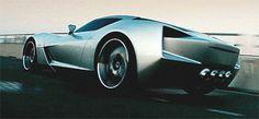 El #Autobot Sideswipe adquiere el modo de Chevrolet Corvette StinGray Concept en las peliculas de #Transformers