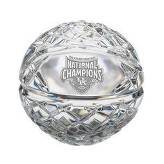 Waterford® 2012 NCAA Champions University of Kentucky Basketball #VonMaur