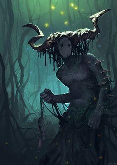 Swamp spirit
