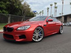 "21"" MultiForged MS54 Concave on BMW F13 M6 