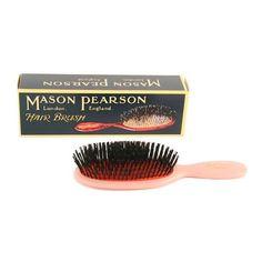 Mason Pearson hårbørste til børn - lyserød