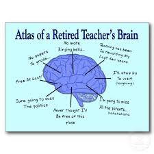 teacher retirement posters