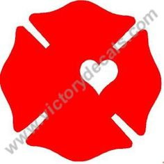 Honor your loved one! The decal is made of self-adhesive vinyl that can go on a vehicle window. The dimensions are approximately 3 x 3 inches and