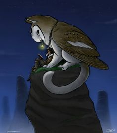 I'm Keeya, an Owl Griffon. I'm the last of my kind. I used to live in the human world, where I was huge. But here in Equestria, I'm only the size of a panther. I don't trust anyone anymore, I've been hurt too many times, and because of that I'm not very loyal. I don't have a home and have never settled down...