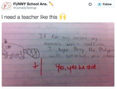 "21 Photos That Will Make You Say ""Me As A Teacher"""