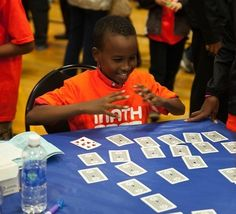 Family Math Night! - Math games to play with kids ages k - 5 in this short article - math made fun! | Seattle's Child