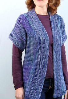 Blue Honey by Jennifer Dassau | The Knitting Vortex