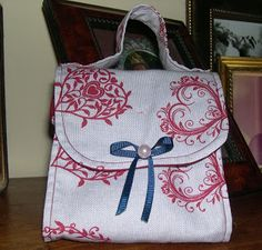 mug bag, sac, cucito creativo, borse, the