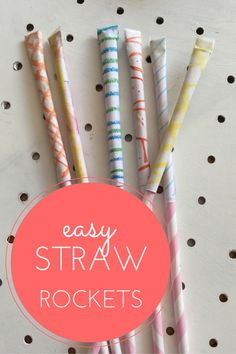 How to make straw ro