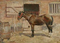 Study of a Pony 1897