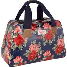 Cath Kidston: Royal Rose Overnight Bag