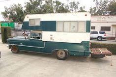 1956 Cadillac Camper by Hartog, via Flickr