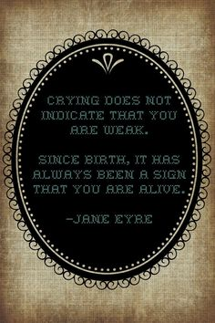 the inner feelings of jane in the book jane eyre by charlotte bronte At the beginning of the book, jane was living in jane eyre by charlotte bronte, jane is tempted ch 27) jane eyre's inner struggle over leaving an.